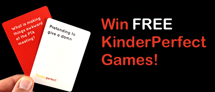 KinderPerfect Giveaway