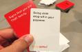 cards agaisnt humanity parent version