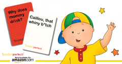 caillou whiny bitch