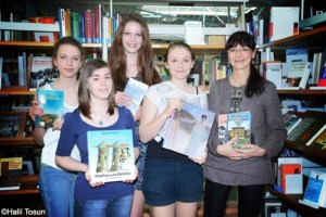 Geschichten hinter historischen Mauern München Stadtbibliothek 2012