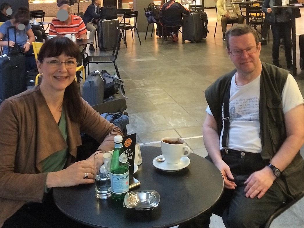 Der euward-Preisträger Clemens Wild im Interview mit Gitta Gritzmann