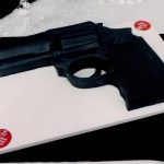 Pistolen-Torte