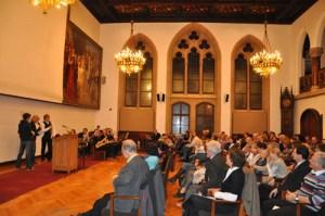 Preisverleihung Rathaus München 2010