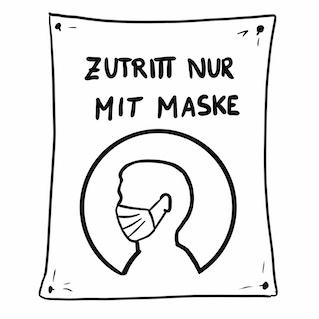 Geschichte des Monats – April: Die Reise durch die Stadt der Masken