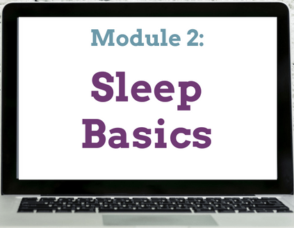 Module 2 Sleep Basics