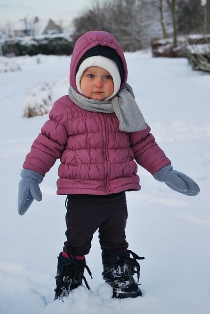 child-winter