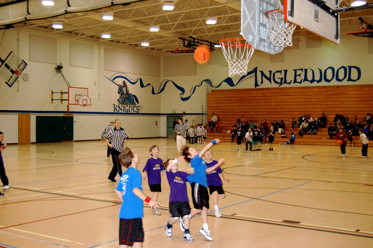 Basketball Schulsport