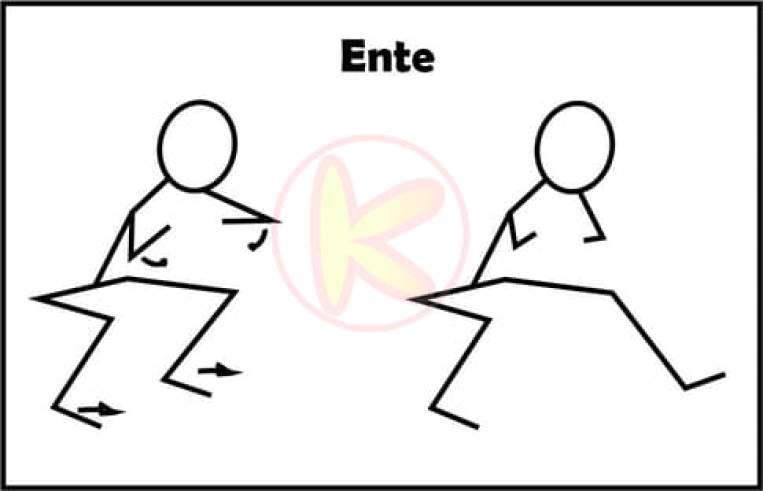 Ente-Animal Move Kinder
