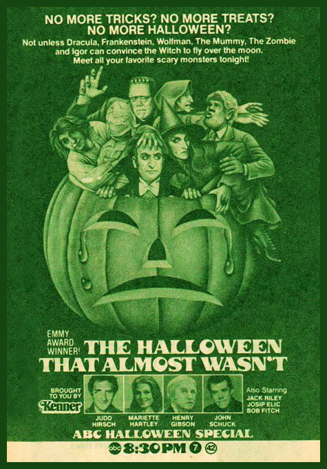 Viewing Party:: The Halloween That Almost Wasn't (1979)