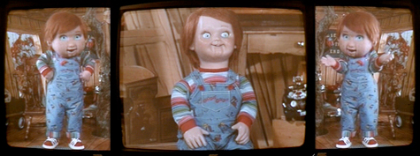 chucky child's play killer doll