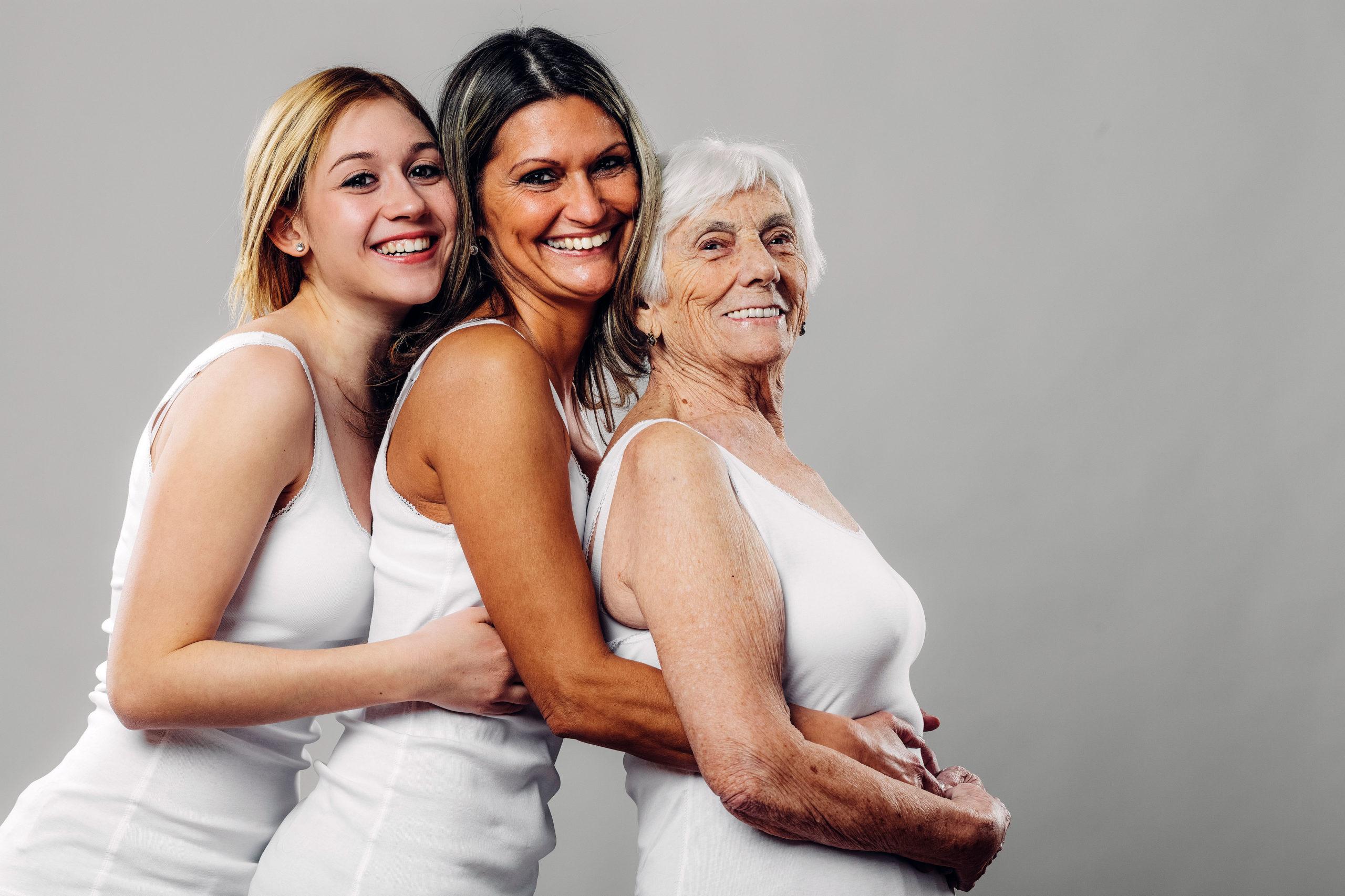 Brustbeschwerden bei Frauen in jedem Alter