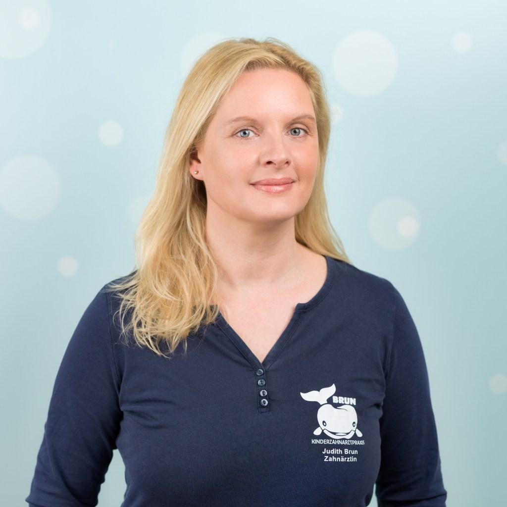 Kinderzahnärztin Judith Brun