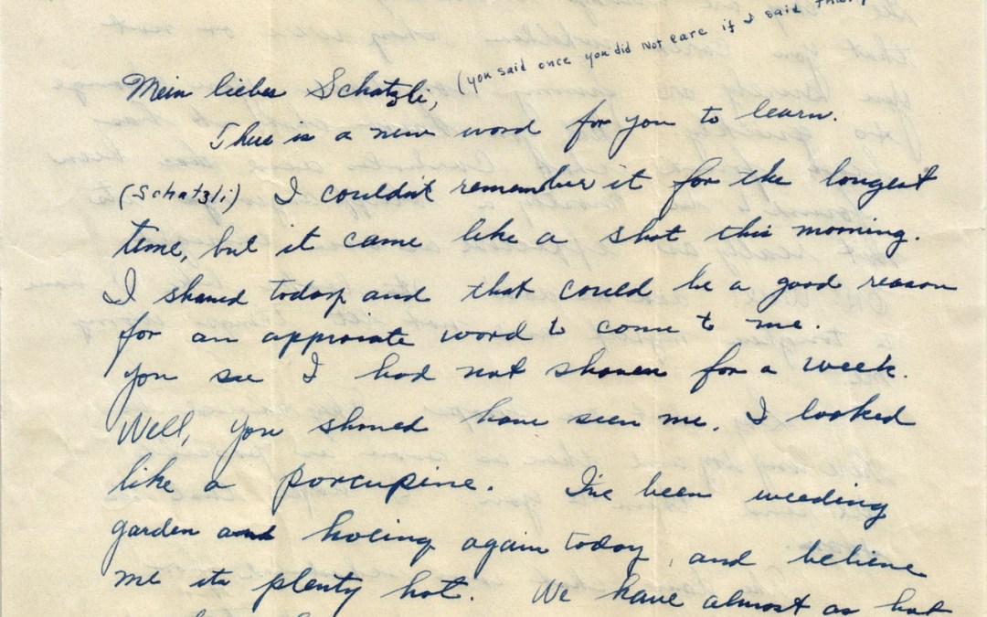 Ellsworth to Dorothy, 24 June 1932