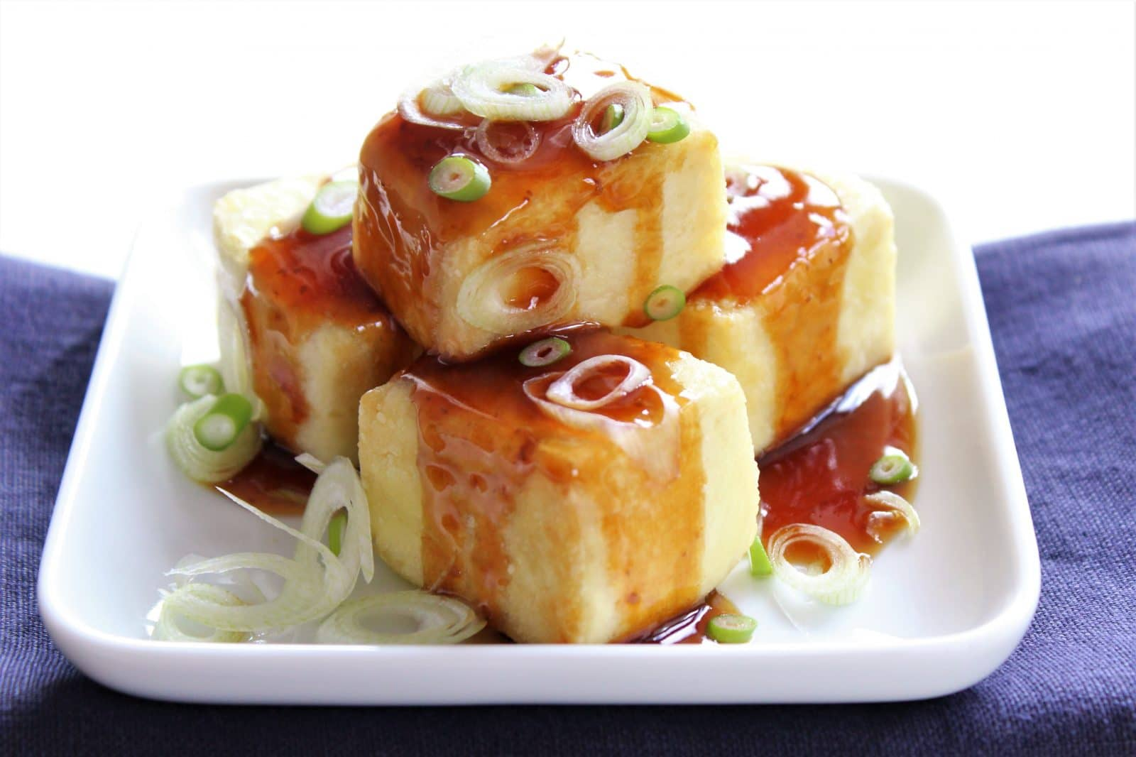 Tofu Teriyaki, 2 Versions