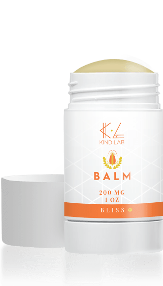 Kind Lab Bliss CBD Balm Rub-On