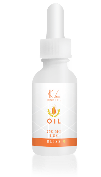 Kind Lab Bliss CBD Oil for Hormonal Imbalances