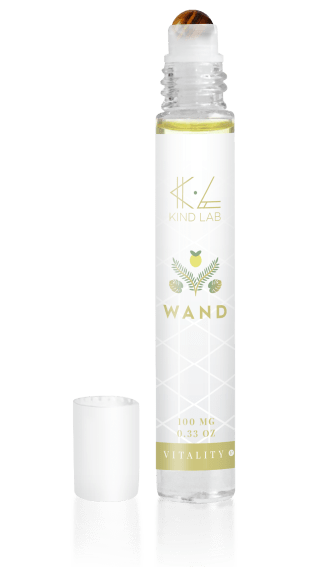 Kind Lab Vitality Wand CBD Roller Ball