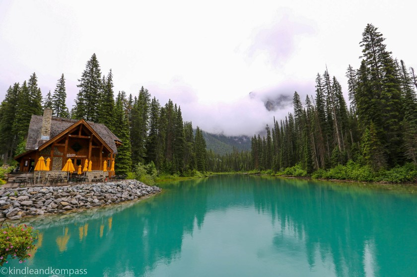 Lake Emerald, Yoho National Park, Banff and Jasper Tourism, Canadian Rockies