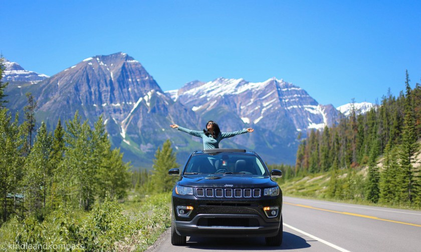 Icefield parkway, Banff Tourism