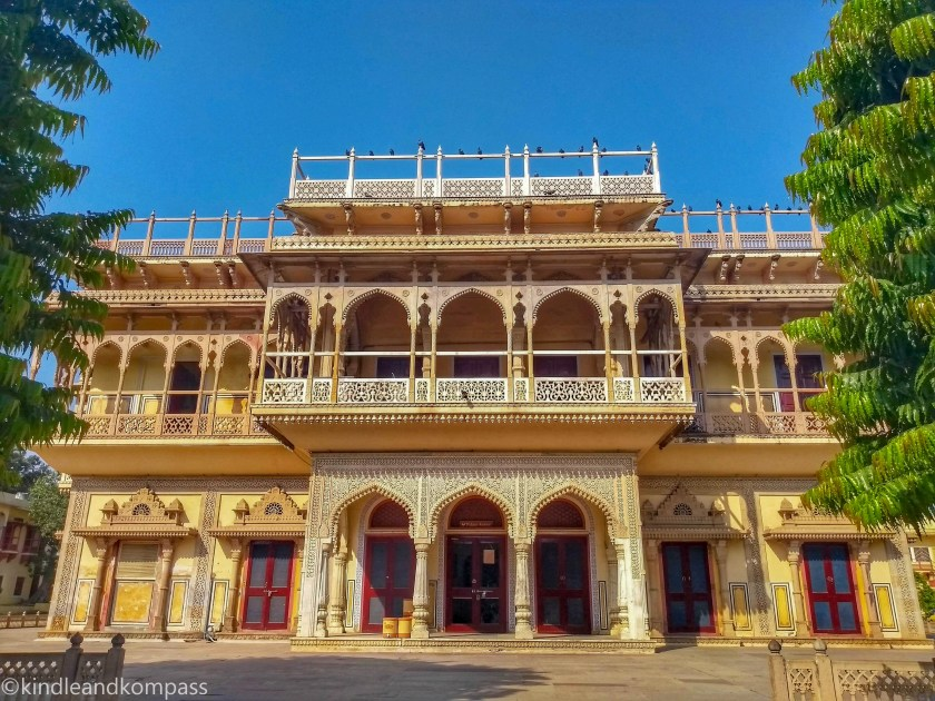 City Palace museum jaipur