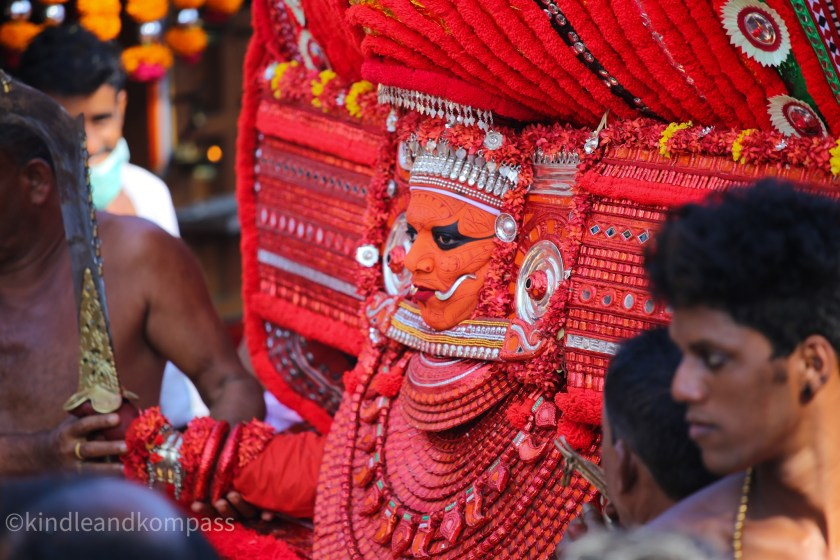 Theyyam the dance of gods