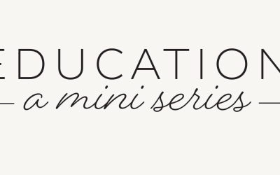 Education Mini-Series