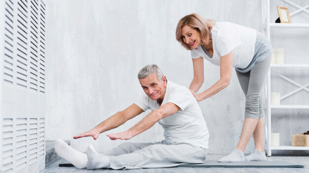 How does exercising boosts the immune system
