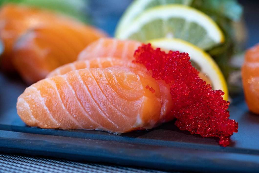 Salmon - How to get rid of body pain naturally