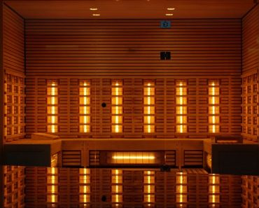 Can sitting in an infrared sauna help you lose weight