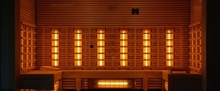 can sitting in an infrared sauna really help me lose weight/