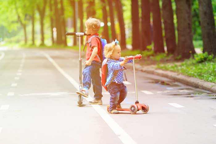 How to Choose the Best Scooter for Kids