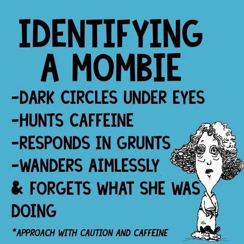 Identifying A Mombie