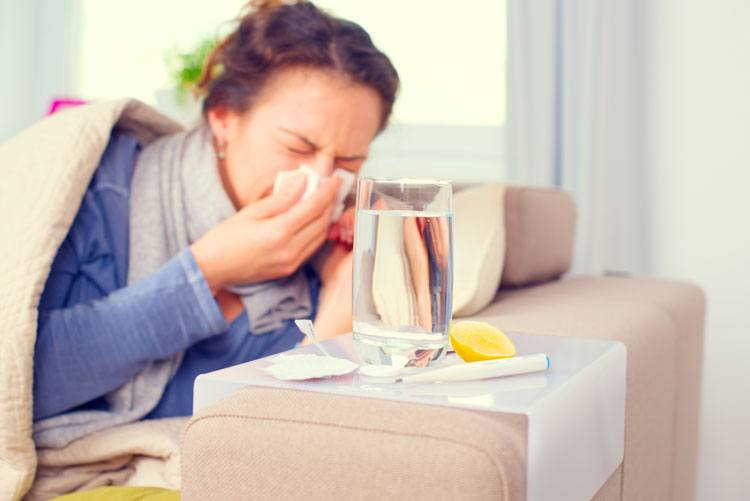 Tips to Treat Colds and Flu During Pregnancy