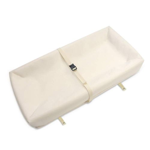 Naturepedic Organic Cotton Sided Contoured Changing Pad