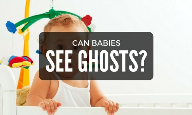 Can Babies See Ghosts? 10 Signs Your Baby Has This Special Ability!