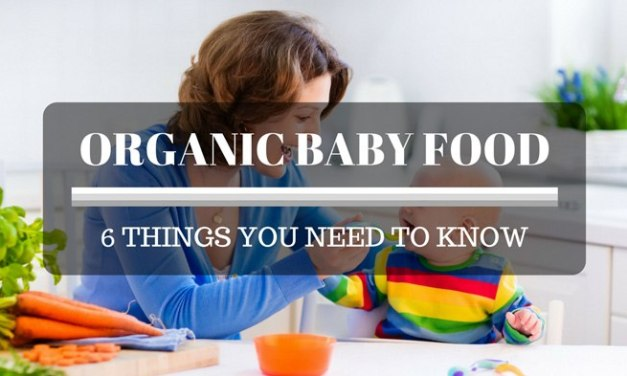 Best Organic Baby Food: 6 Things You Need to Know!
