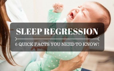 12 Month Sleep Regression: 6 Quick Facts You Need to Know!