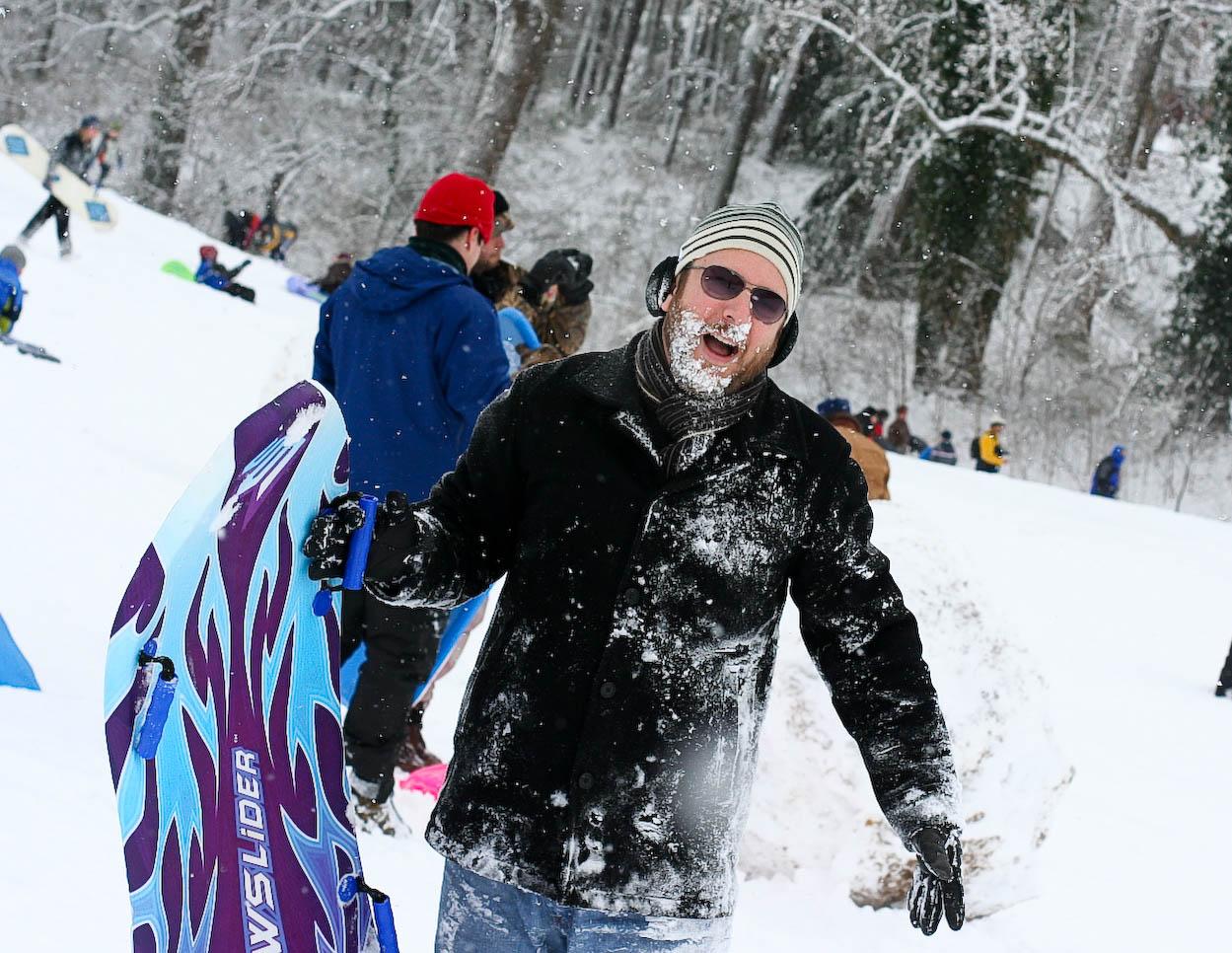 snow-dude