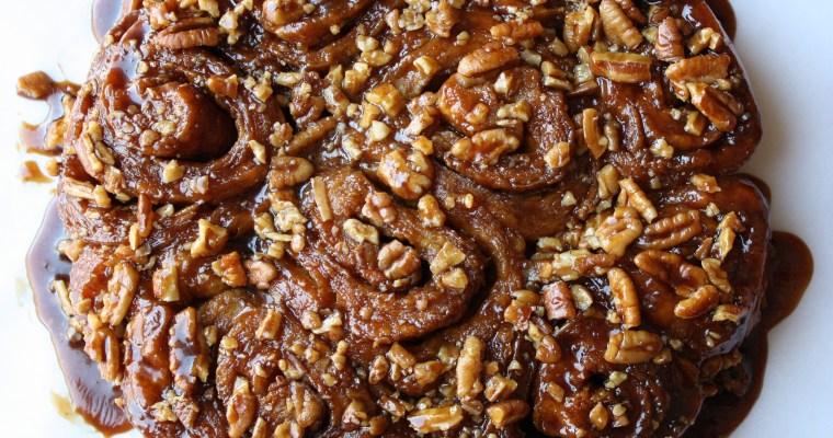 Cinnamon Sticky Buns in a Jiffy!