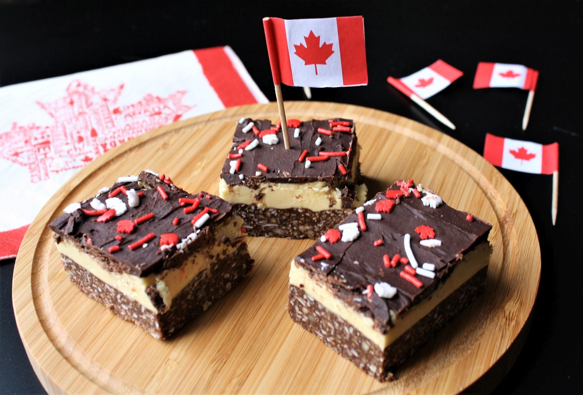 Nanaimo Bars: Canada 150 Month (#1)