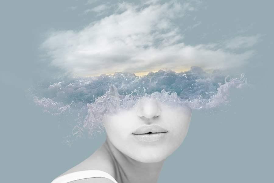 Nichts und niemand kann dich verletzen außer deine Gedanken