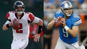 Falcons vs Lions