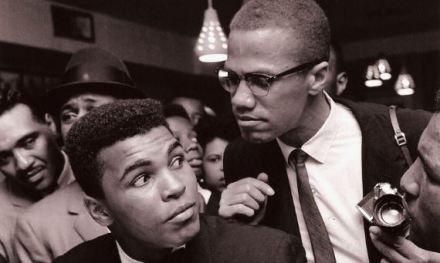 Ali and Malcolm