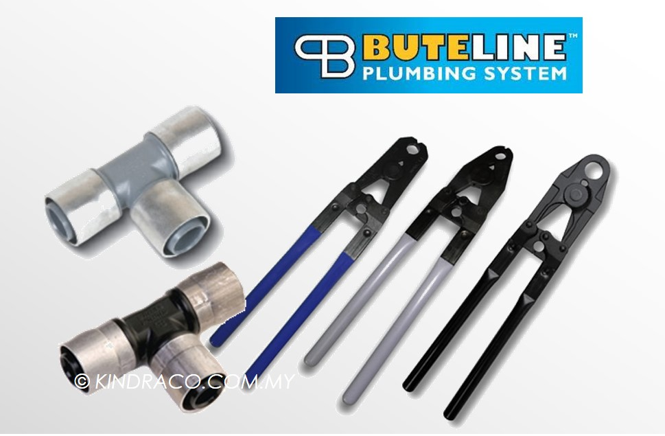 pe buteline fittings