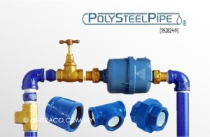 polysteel pipes & fittings
