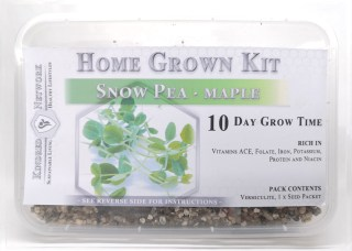 Home Grown Kit Snow Pea Maple
