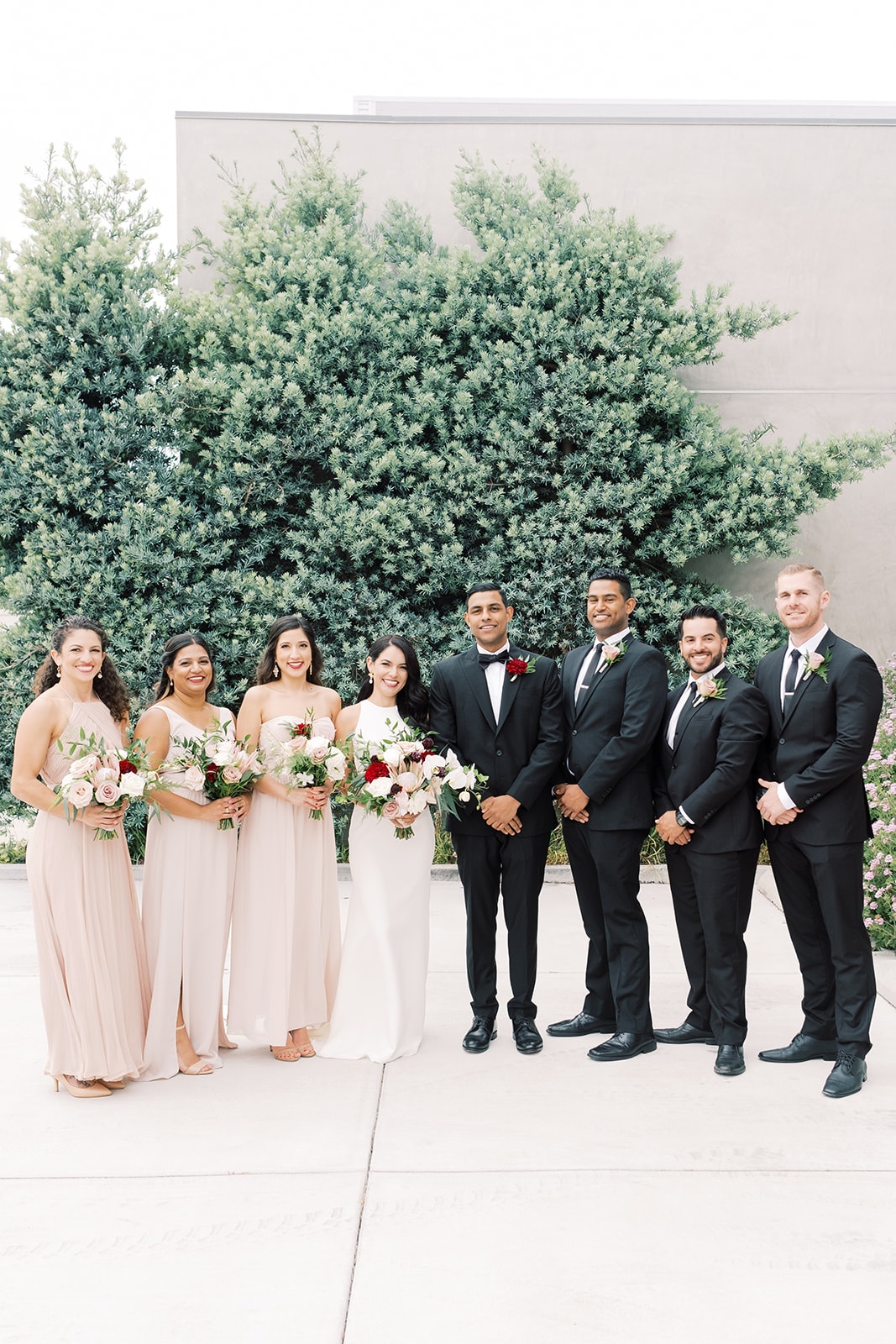 healthy relationships within bridal party