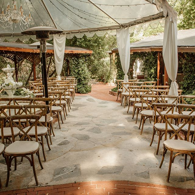 Inn of the Seventh Ray wedding ceremony