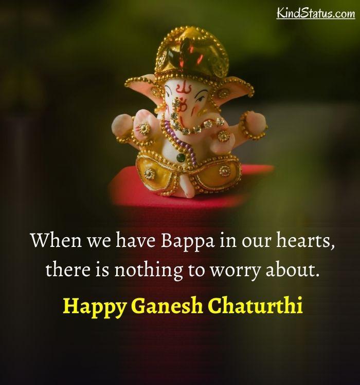 ganesha chaturthi wishes