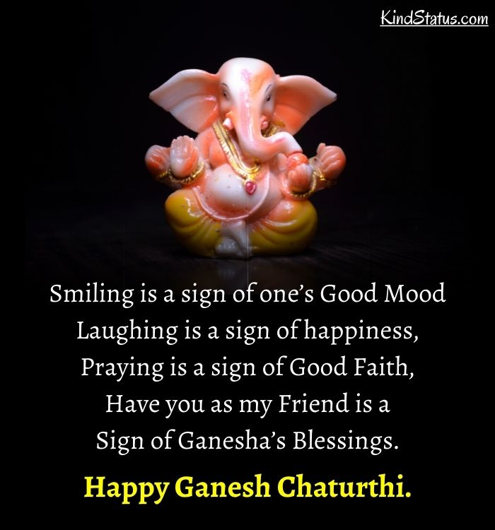 vinayaka chaturthi wishes
